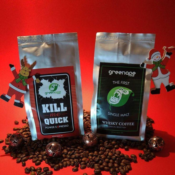 Gleiche Frage wie jeden Morgen ... Robusta oder Arabica? #alex #kaffee #espresso #frage #wahl #qualderwahl #kaffeebohnen #greenape #nord #niedersachsen #makesyourlifebetter