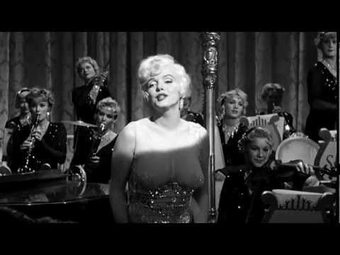 Marilyn Monroe - 25th Anniversary Memorial Service - YouTube