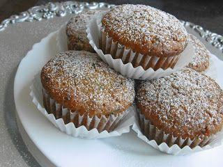 Ízes étkek / Banános muffin csokidarával