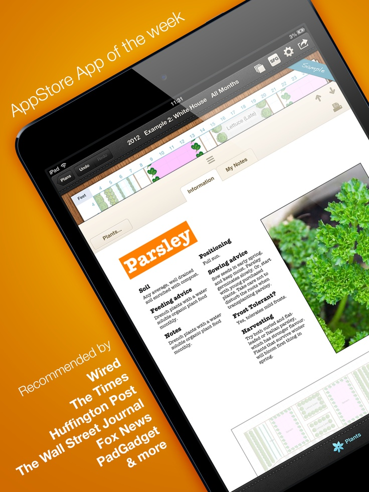 17 bsta bilder om iPad Garden Planner p Pinterest Trdgrdar