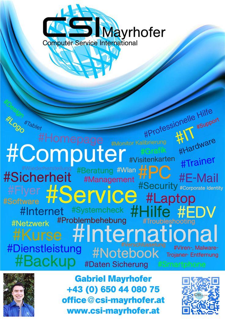 csi-mayrhofer_#_farbe... ...#... Design, Tablet, Logo, Homepage, Monitor Kalibrierung, Professionelle Hilfe, IT, Support, Grafik, Computer, Visitenkarten, Hardware, Wiederherstellung, Beratung, Management, Wlan, PC, Trainer, E-Mail, Sicherheit, Security, Service, Flyer, Corporate Identity, Software, Internet, Systemcheck, Laptop, Hilfe, EDV, Netzwerk, Problembehebung, Troubleshooting, Kurse, International,