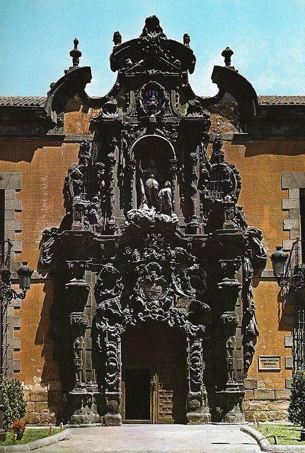 Madrid España Biblioteca Municipal y el Museo
