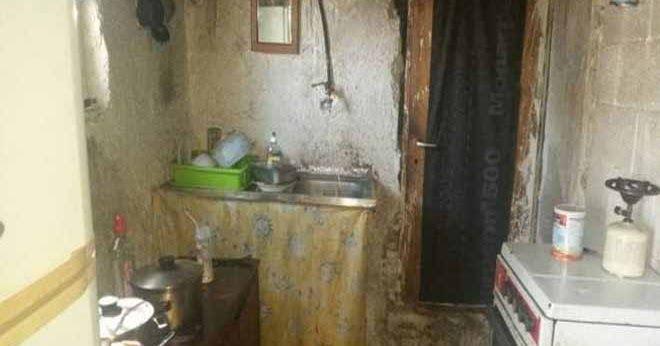 Εικόνες-σοκ από τη Λέσβο: Σε αυτή την παράγκα χωρίς ρεύμα ζει μια μητέρα με δύο μωρά, 11 ημερών και 14 μηνών