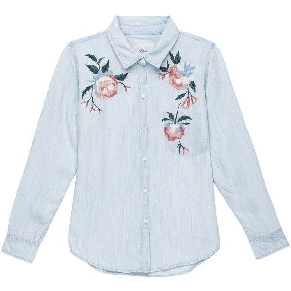 25 Best Ideas About Embroidered Shirts On Pinterest