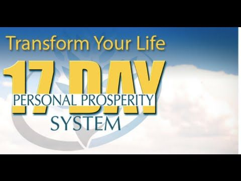 Prosperity of Life - Personal Invitation
