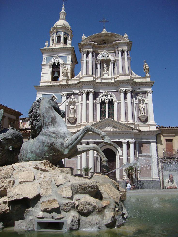 Chiesa di San Sebastiano (Caltanissetta).sicily