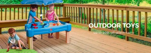 Sears Canada Sale: Save Up to 20% Off Outdoor Toys and Power Wheels http://www.lavahotdeals.com/ca/cheap/sears-canada-sale-save-20-outdoor-toys-power/197823?utm_source=pinterest&utm_medium=rss&utm_campaign=at_lavahotdeals