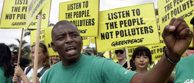 Global Warming Activists Don't Like When Someone Follows The Money