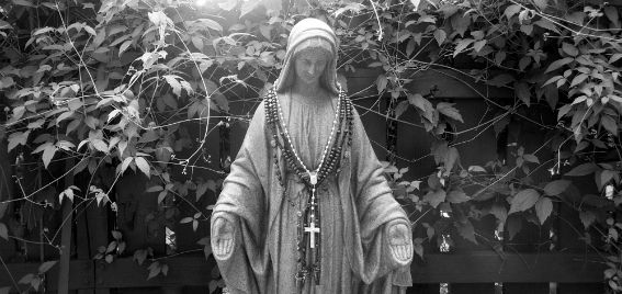 Holy Rosary Online in English and Spanish