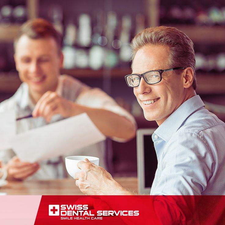 Saviez-vous que les implants dentaires sont personnalisés et développés en fonction de votre physionomie? www.swissdentalservices.com/fr