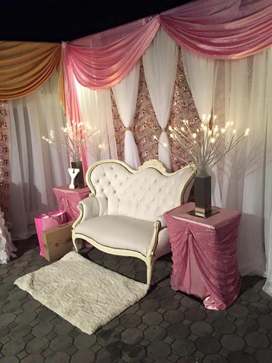 Victorian chair rental  Babyshower chair  Baby Shower