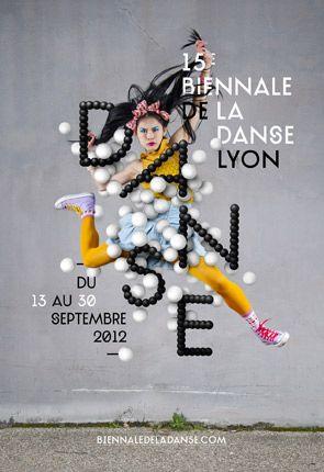 Biennale de Danse de Lyon - Les graphiquants