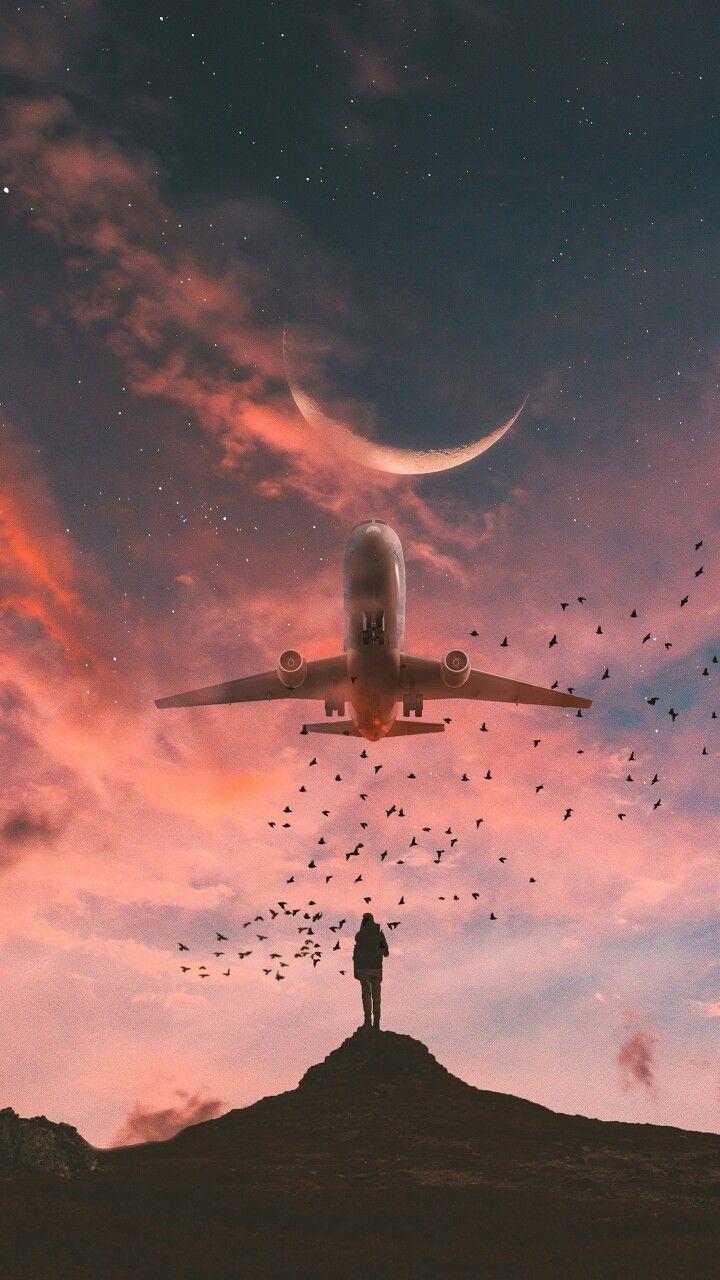 Volando hacia un futuro por cumplir...