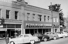 Perkinson-Currin Funeral Home – Oxford, NC
