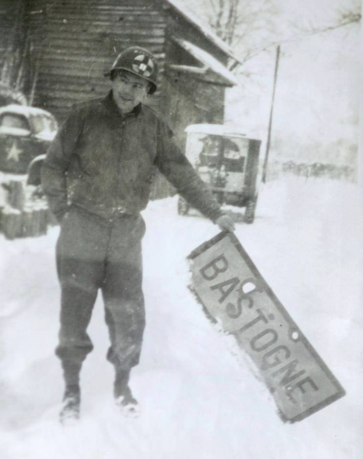 Battle of Bulge