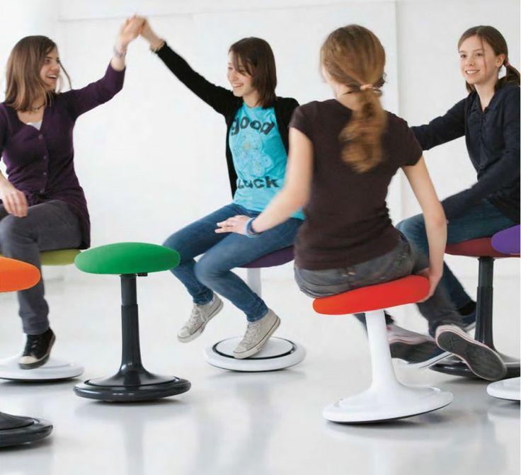 Ongo Hocker für ergonomisches Sitzen