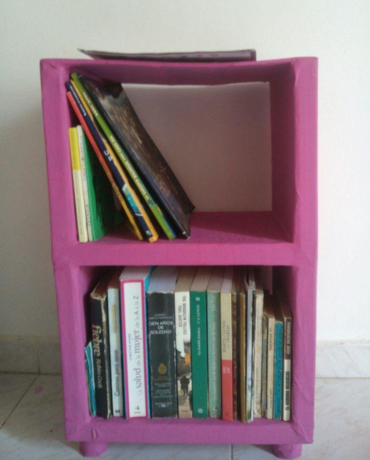 Biblioteca cajas