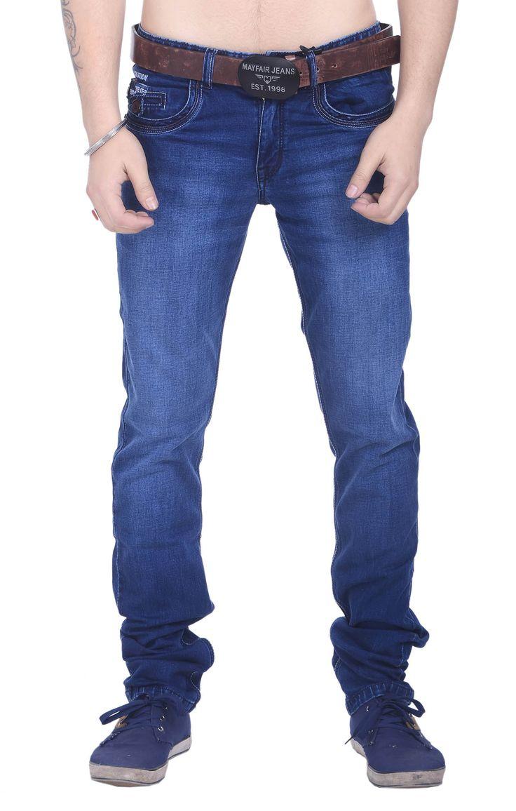 The fashion hub, iplt20fashion.com opens a genre of stylish jeans for the fashion conscious hunks.