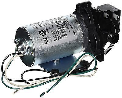 Water Pump Motor Industrial Diaphragm Adjustable Pressure 115VAC 60hz Shurflo