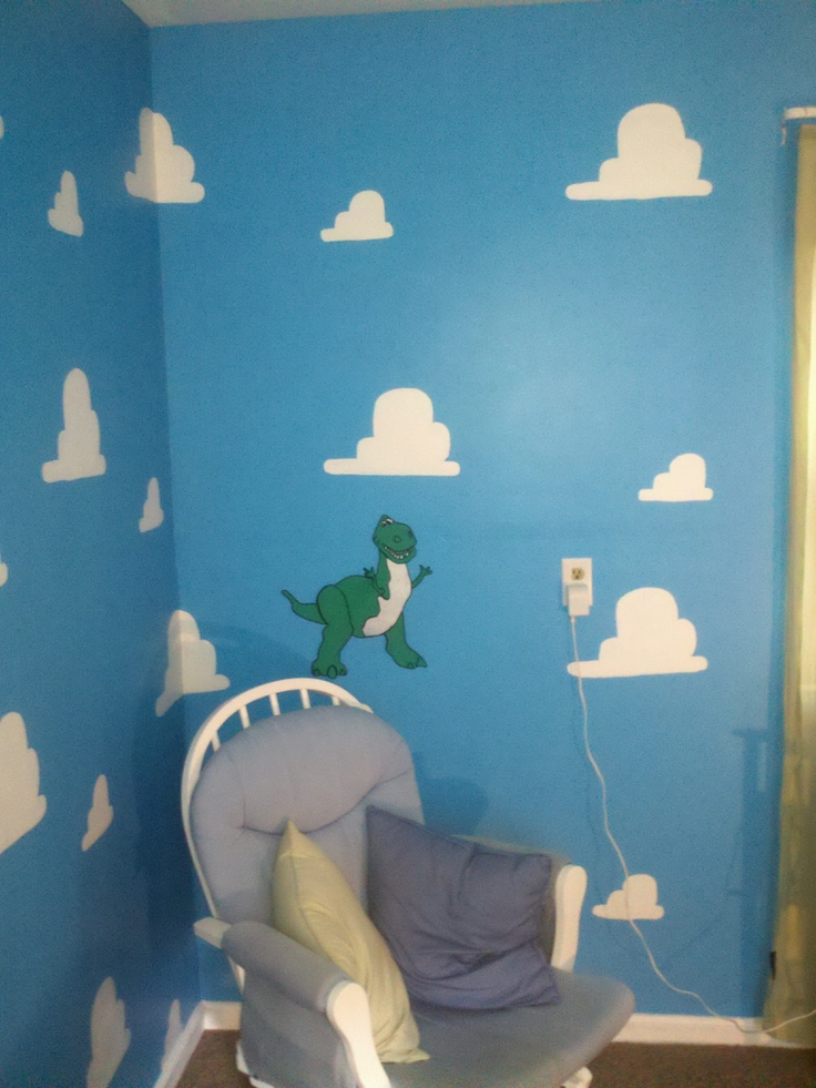 Wall 2Stories Toddlers, Toddlers Room, Toys Stories