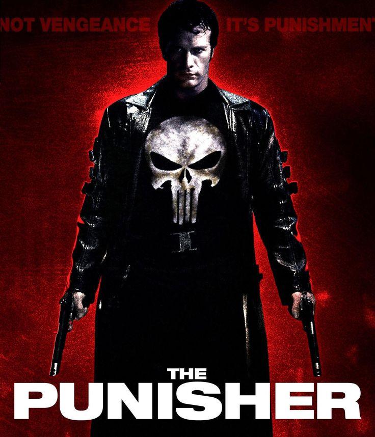 The Punisher(El Castigador)... vuelve con Thomas Jane como protagonista(?).