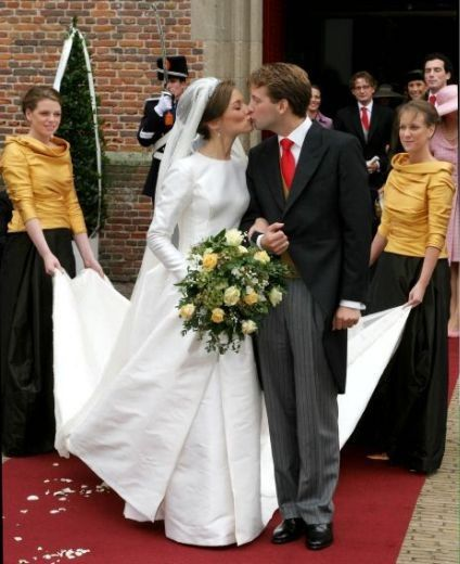 Princess Aimée Of Orange-nassau Gown By Lidy De Joode