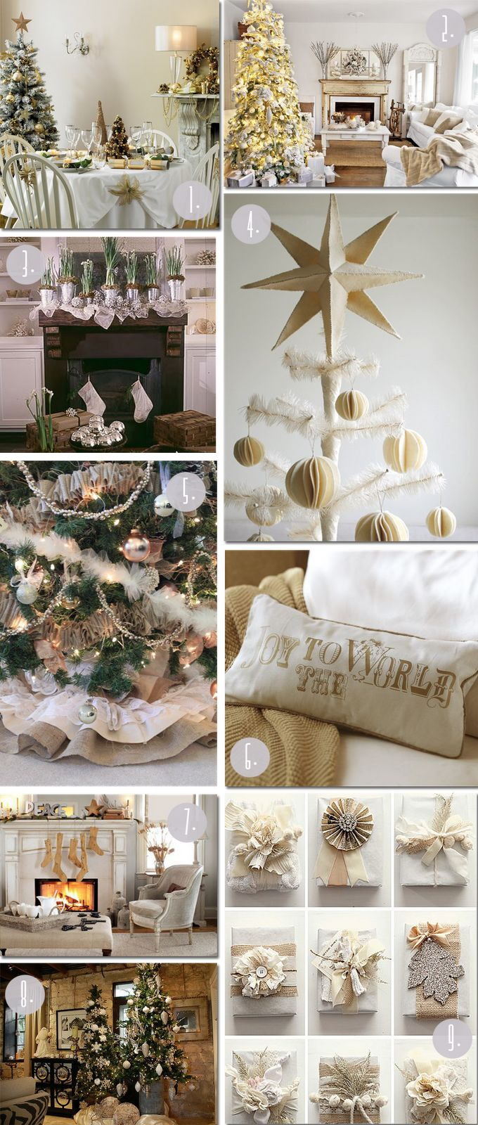 Home gt artificial florals gt holidays gt 60 quot poinsettia amp berry garland - Hello There House Weekend Pinspiration Neutral Christmas Palette