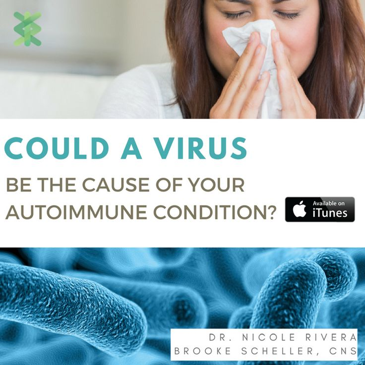 In this episode of Integrative Wellness Radio, Functional Medicine Practioners, Dr. Nicole Rivera and Brooke Scheller discuss how viruses that are impacting certain organs may be contributing to autoimmune conditions. Have you been diagnoses with Lupus? Hashimoto's? Psoriasis? An underlying virus may be the cause!