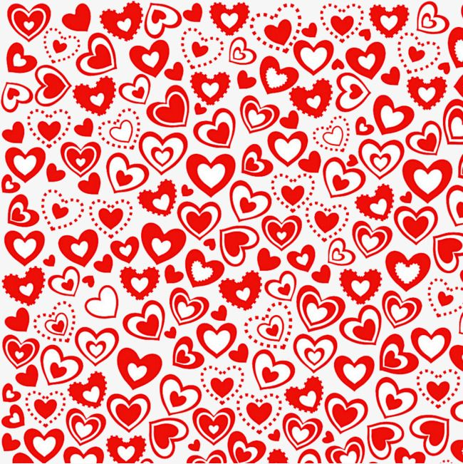 All Kinds Of Red Hearts Red Heart Wedding Decorative Pattern Creative Holiday Love Png Transparent Clipart Image And Psd File For Free Download Heart Pattern Background Red Heart Patterns Red Heart