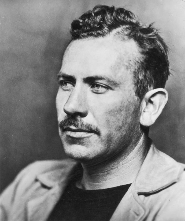 "A beautifully brief one-act adaptation of John Steinbeck's ""The Pearl"": John Steinbeck, Author of ""The Pearl"""