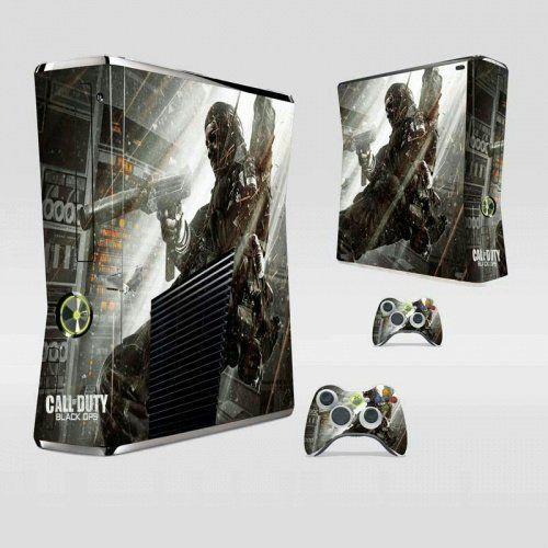 Best price on Mod Freakz Xbox 360 Console Vinyl Skin and Controller Skin Call Duty Black Ops // See details here: http://xboxgamesstores.com/product/mod-freakz-xbox-360-console-vinyl-skin-and-controller-skin-call-duty-black-ops/ // Truly a bargain for the inexpensive Mod Freakz Xbox 360 Console Vinyl Skin and Controller Skin Call Duty Black Ops // Check out at this low cost item, read buyers' comments on Mod Freakz Xbox 360 Console Vinyl Skin and Controller Skin Call Duty Black Ops, and buy…