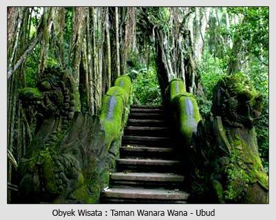 Ubud, Bali, Indonedia