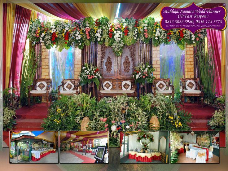 Pernikahan Adat Jawa Deta dan Prima di Jakarta Javanese