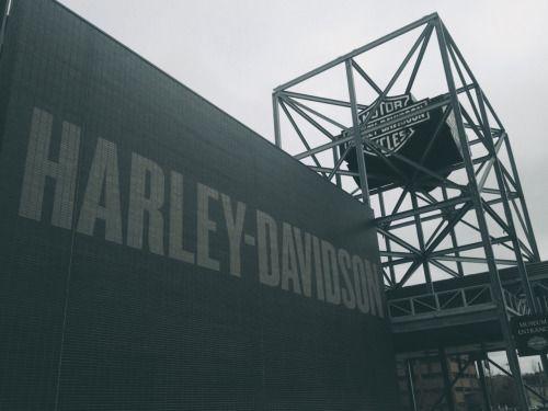 Harley Davidson Museum - Milwaukee