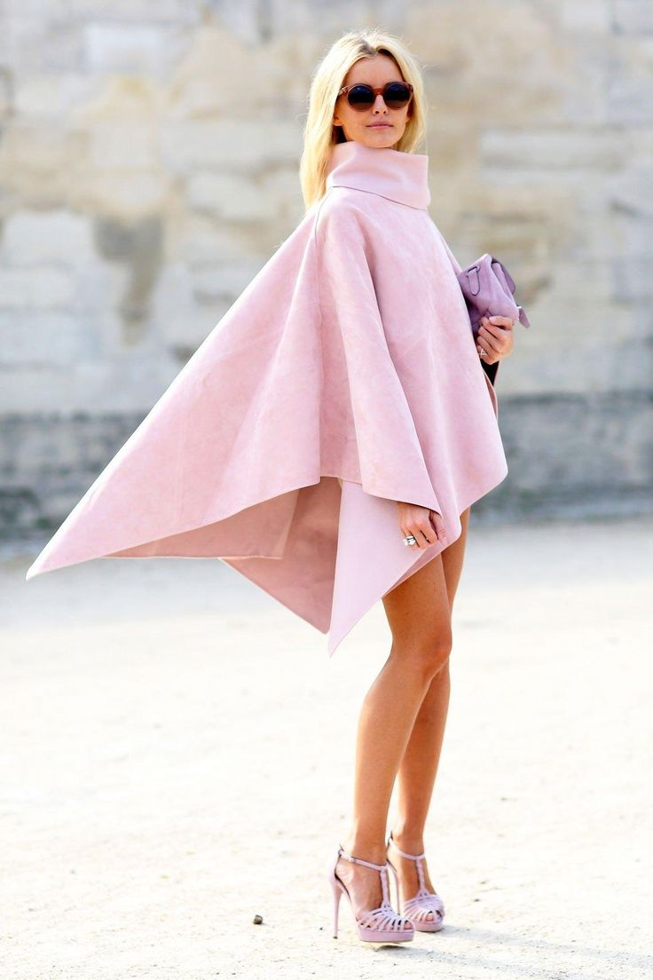 Pantone Rose Quartz Pantone Color of the Year 2016 Street Style