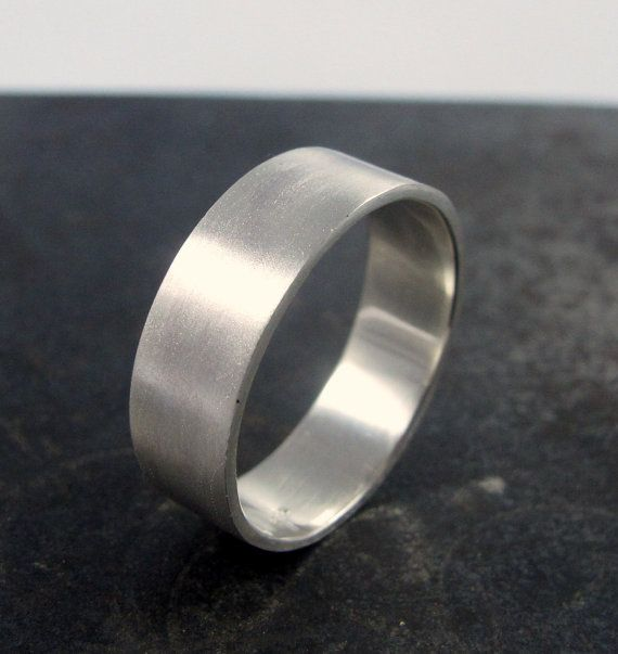 best 25 mens silver wedding bands ideas on