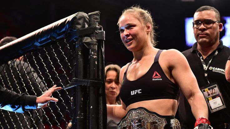 Presidential hopeful Donald Trump recently stated that the UFC's Ronda Rousey likes him. When asked about it, Ronda had a different way of looking at the business mogul.