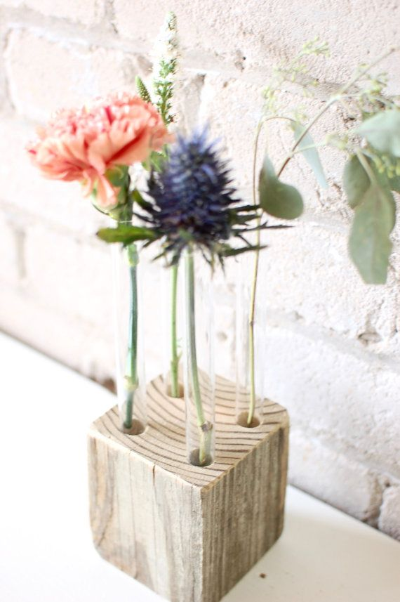 Best images about wood bud vase on pinterest the walk