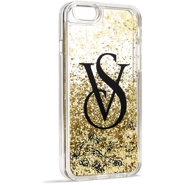 Victoria's Secret iPhone®6 Case ($18) ❤ liked on Polyvore featuring accessories, tech accessories, mobile phone cases, yellow and victoria's secret