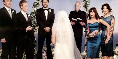 Programme TV - How I Met Your Mother saison 8 : Robin et Barney, le mariage ! - http://teleprogrammetv.com/how-i-met-your-mother-saison-8-robin-et-barney-le-mariage/