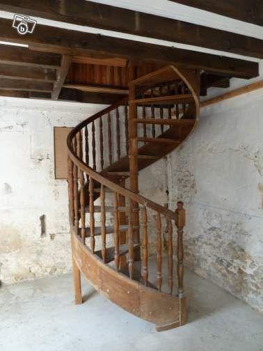 escalier en colimacon bon coin