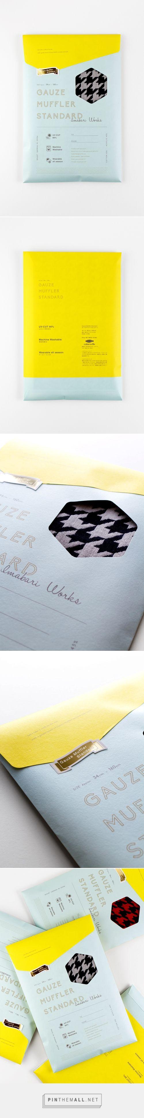 GAUZE MUFFLER STANDARD | Grand Deluxe 【愛媛松山/デザイン】