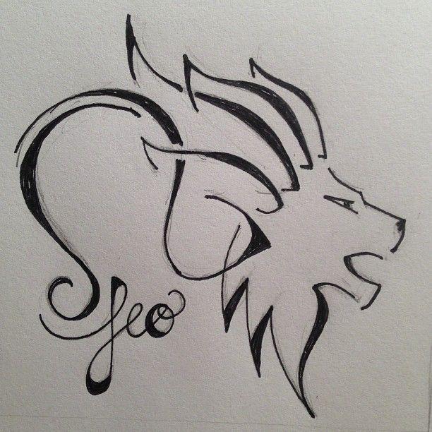25 Unique Leo Zodiac Tattoos Ideas On Pinterest
