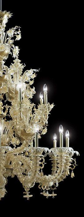 Shopping for Murano glass..Murano chandelier   Classic Venetian style Murano glass Rezzonico