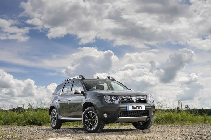 Dacia launching upgraded 2017 MY Duster at Goodwood Festival of Speed.