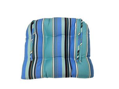 Lava Pillows Sunbrella Dolce Oasis Dining Cushions