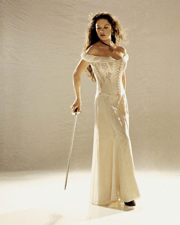 Catherine Zeta Jones - The Legend of Zorro