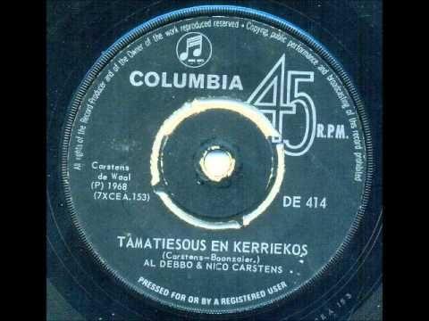 Al Debbo & Nico Carstens - Tamatiesous en kerriekos