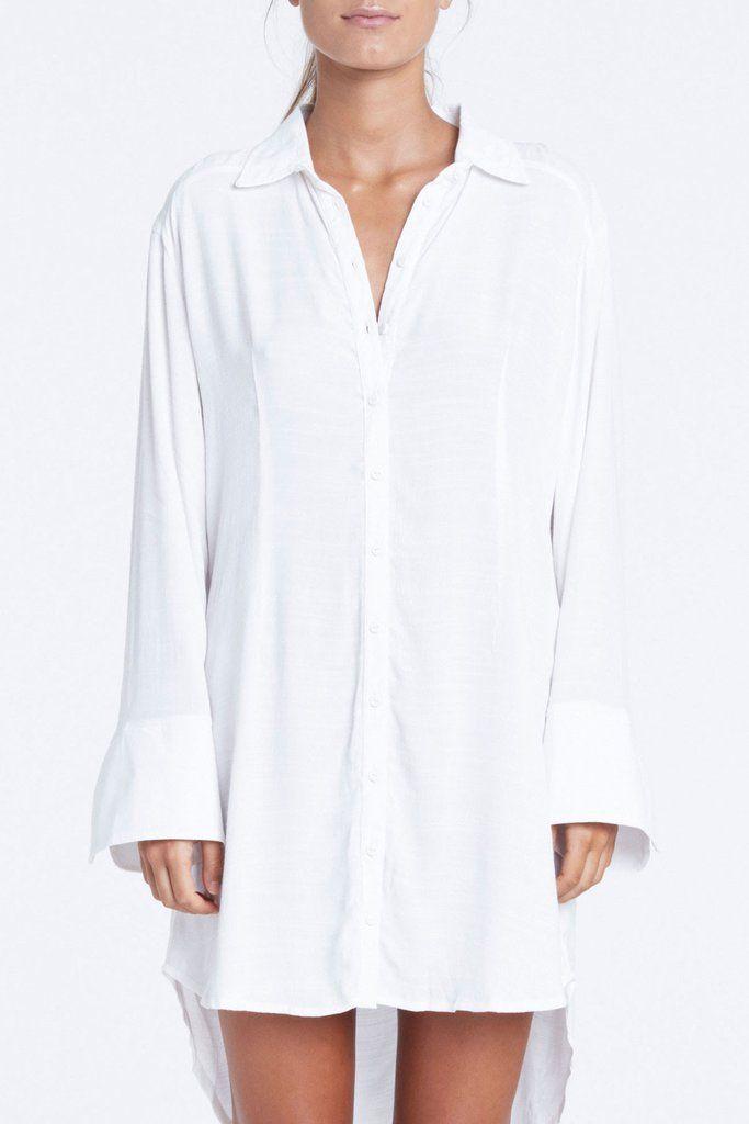 ZULU & ZEPHYR - Tides Shirt Dress