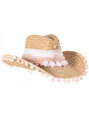 Koop Ibiza hoed roze